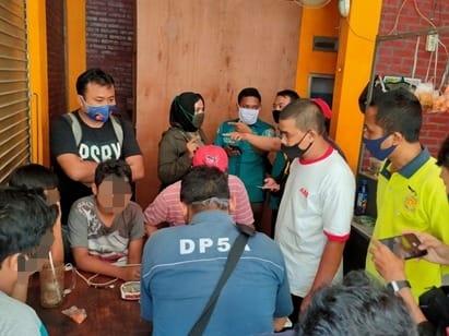 Operasi Gabungan Pemeriksaan Konten handphone di Kalangan anak – anak dan pelajar.
