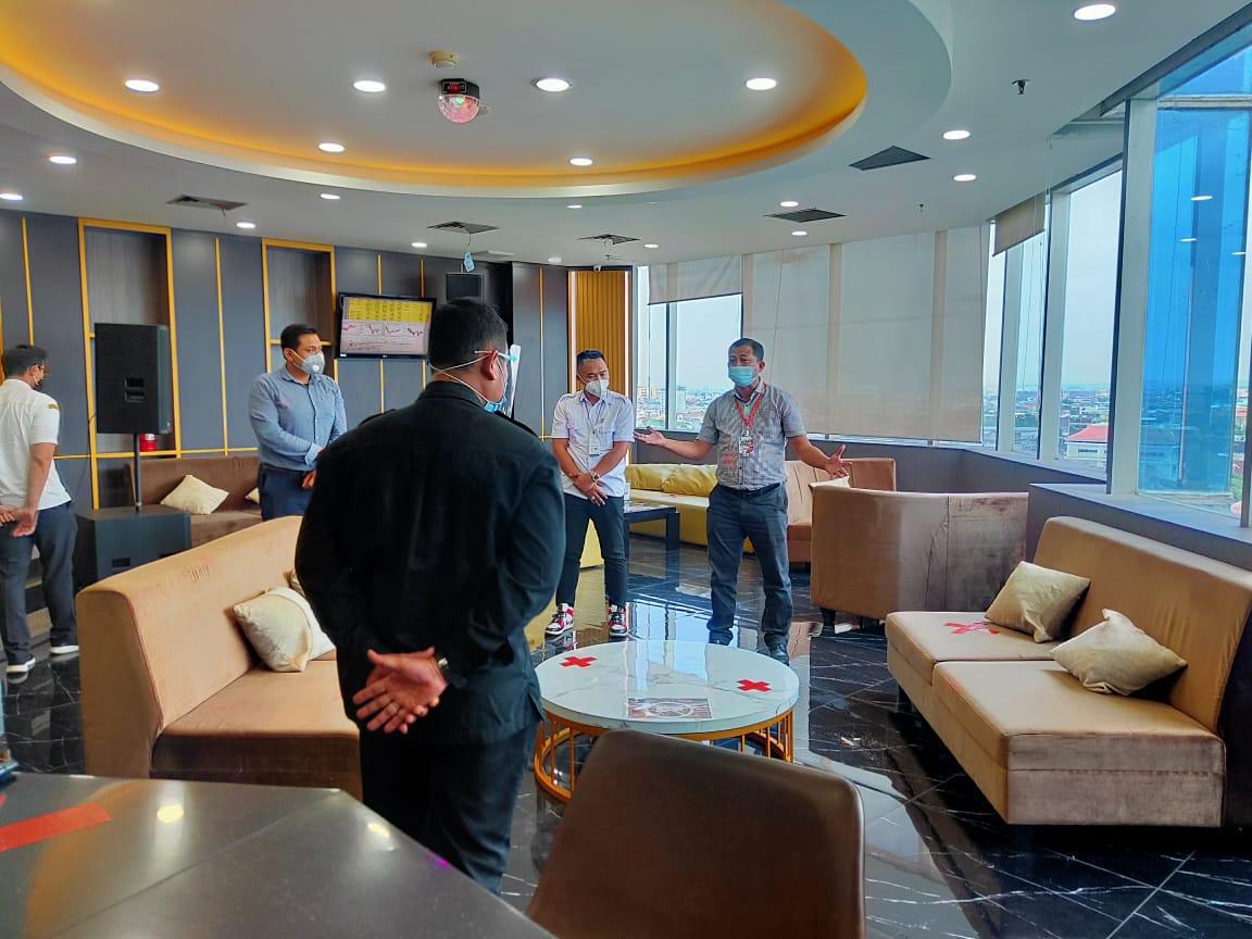 135 perkantoran telah di asesmen oleh tim satgas Covid-19 Surabaya